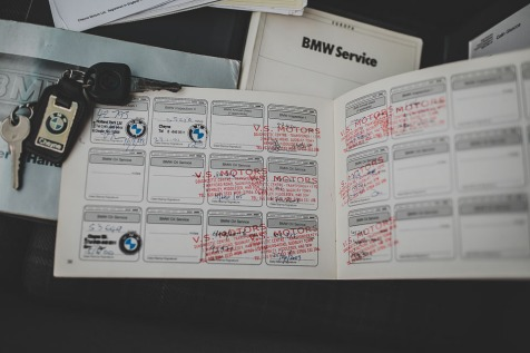 BMW 320i Convertible e30 for sale (64 of 69)