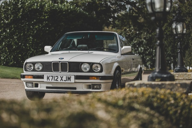 BMW 320i Convertible e30 for sale (8 of 69)