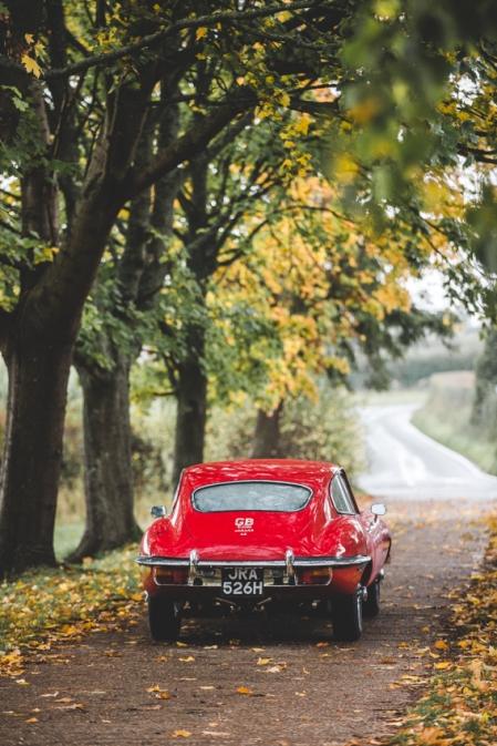 Jaguar e-Type 4.2 Series 2 1970 (4 of 80)