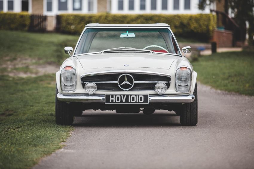 Mercedes 230SL Pagoda 1966 (67 of 127)
