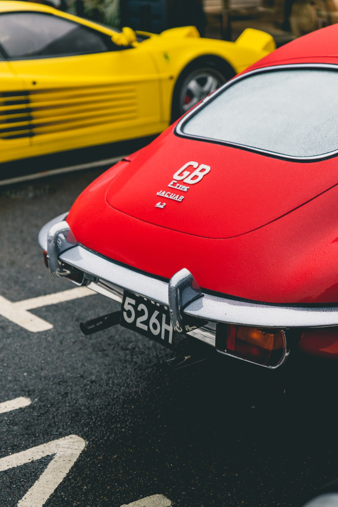Drive Classics Rally - London to Wales 2019 (13 of 177)