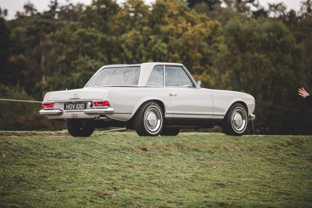 Mercedes 230SL Pagoda 1966 (101 of 127)
