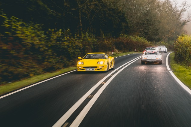 Drive Classics Rally - London to Wales 2019 (76 of 177)
