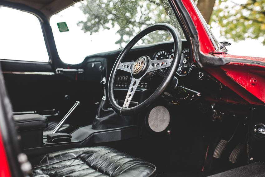 Jaguar e-Type 4.2 Series 2 1970 (38 of 80)