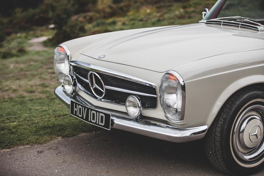 Mercedes 230SL Pagoda 1966 (68 of 127)