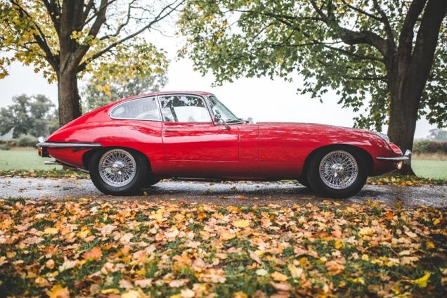 Jaguar e-Type 4.2 Series 2 1970 (61 of 80)