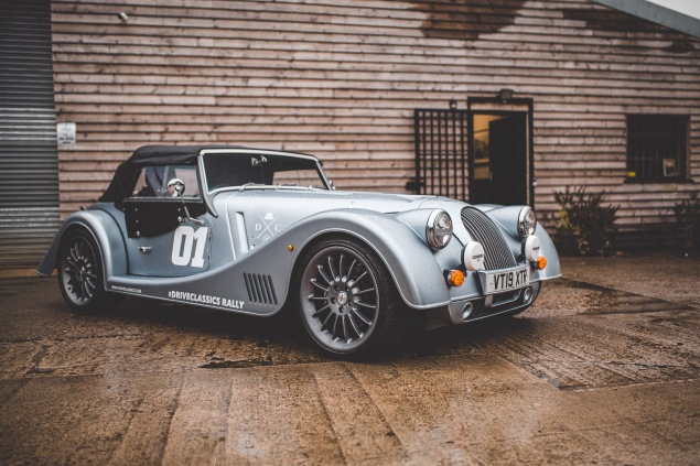 Drive Classics Rally - London to Wales 2019 (30 of 177)
