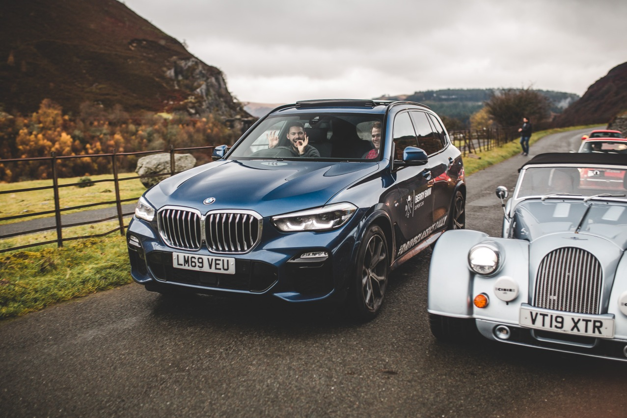 Drive Classics Rally - London to Wales 2019 (146 of 177)