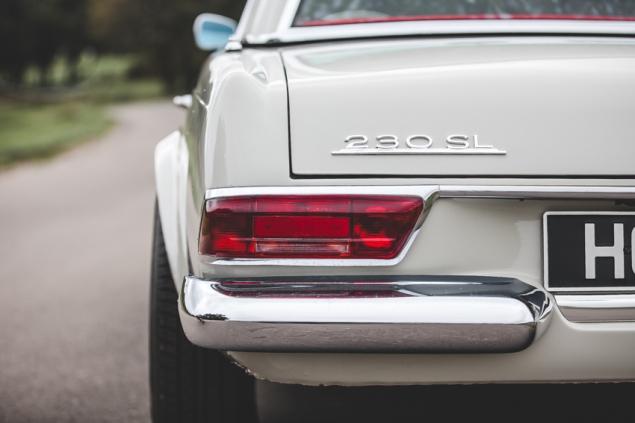 Mercedes 230SL Pagoda 1966 (81 of 127)