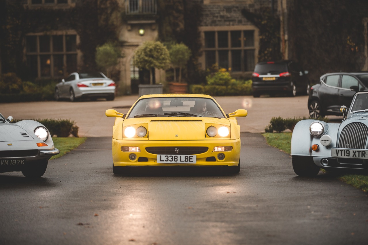 Drive Classics Rally - London to Wales 2019 (61 of 177)