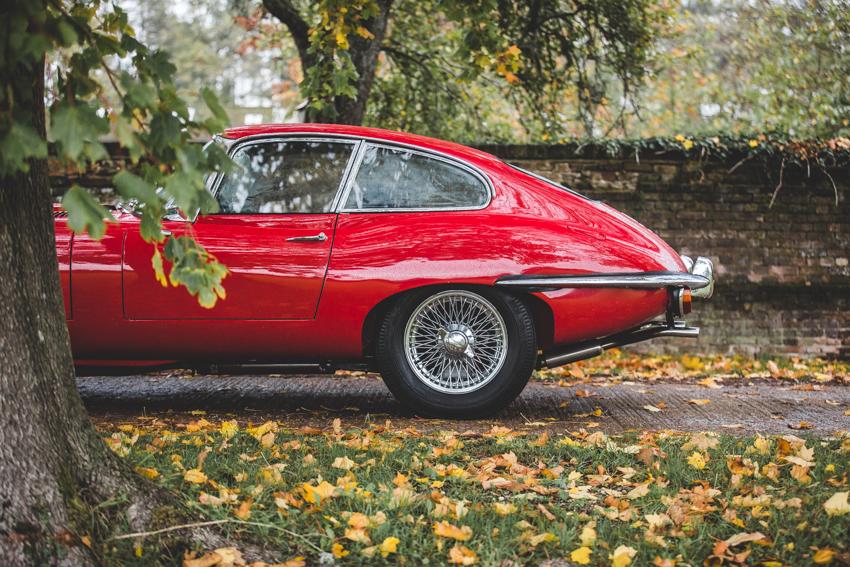Jaguar e-Type 4.2 Series 2 1970 (12 of 80)