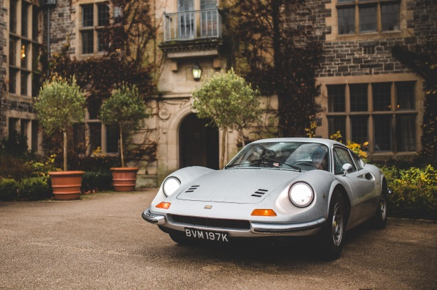 Drive Classics Rally - London to Wales 2019 (54 of 177)