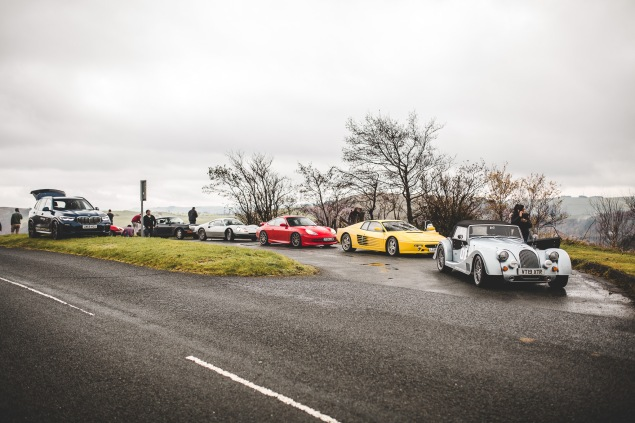 Drive Classics Rally - London to Wales 2019 (151 of 177)