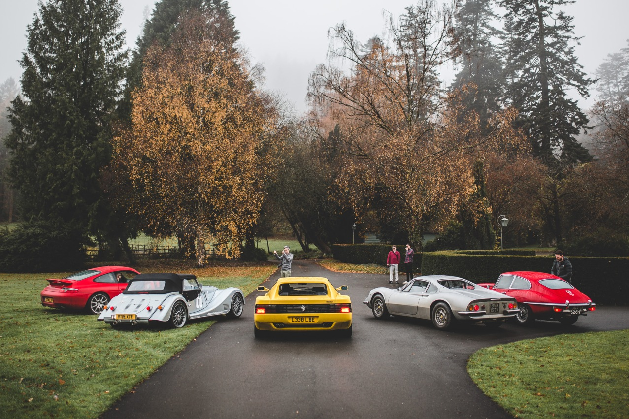 Drive Classics Rally - London to Wales 2019 (58 of 177)