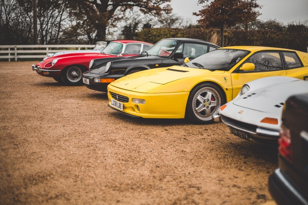Drive Classics Rally - London to Wales 2019 (23 of 177)