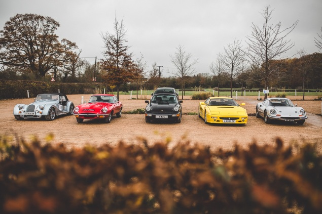 Drive Classics Rally - London to Wales 2019 (18 of 177)