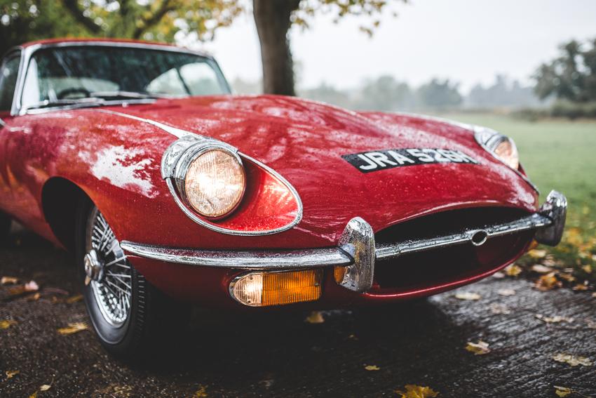 Jaguar e-Type 4.2 Series 2 1970 (50 of 80)