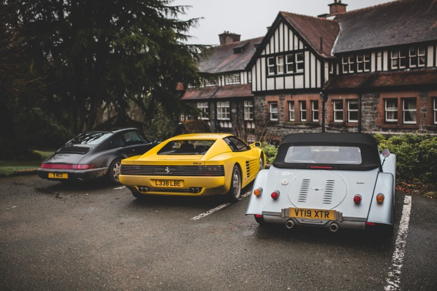 Drive Classics Rally - London to Wales 2019 (172 of 177)