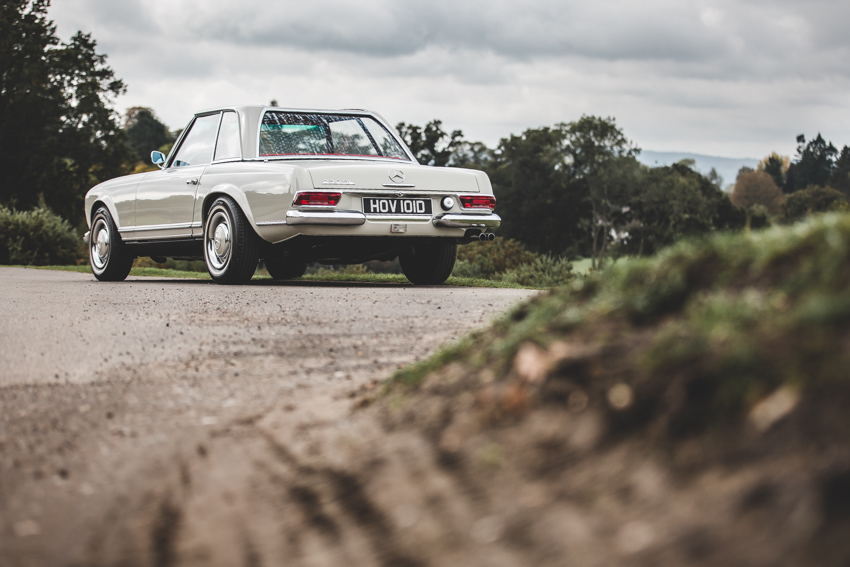 Mercedes 230SL Pagoda 1966 (72 of 127)