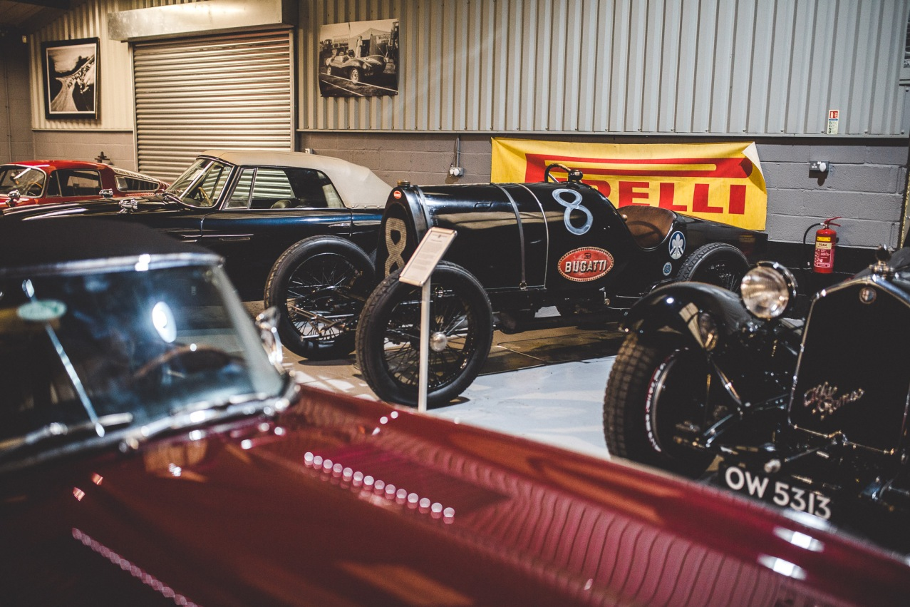 Drive Classics Rally - London to Wales 2019 (36 of 177)