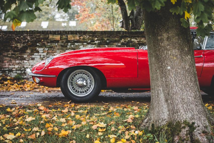 Jaguar e-Type 4.2 Series 2 1970 (13 of 80)
