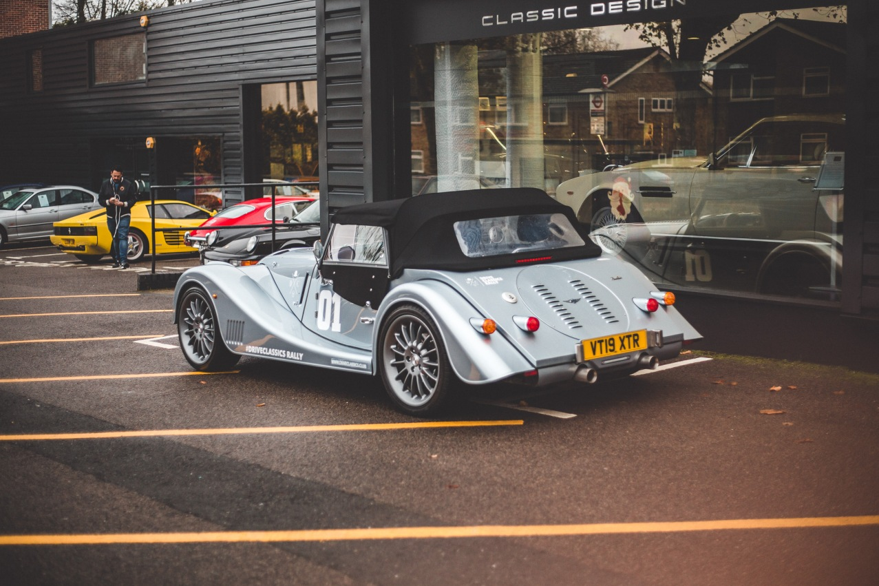 Drive Classics Rally - London to Wales 2019 (1 of 177)