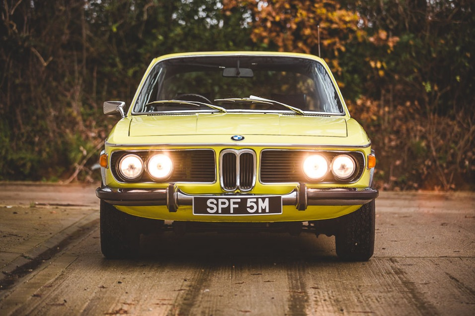 BMW 3.0 CSL FOR SALE (50 of 96)