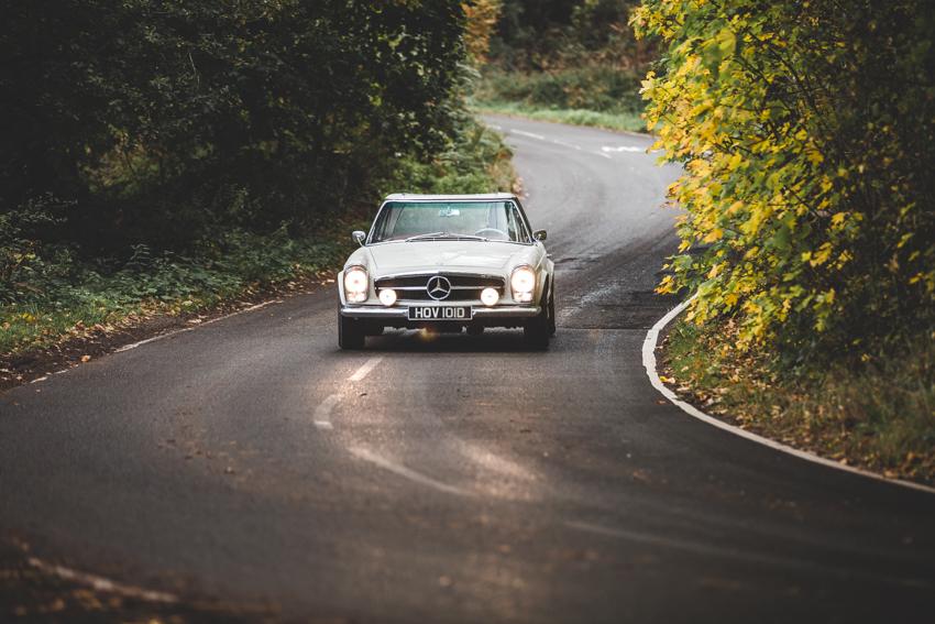 Mercedes 230SL Pagoda 1966 (113 of 127)