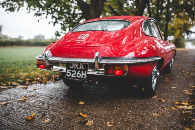 Jaguar e-Type 4.2 Series 2 1970 (49 of 80)