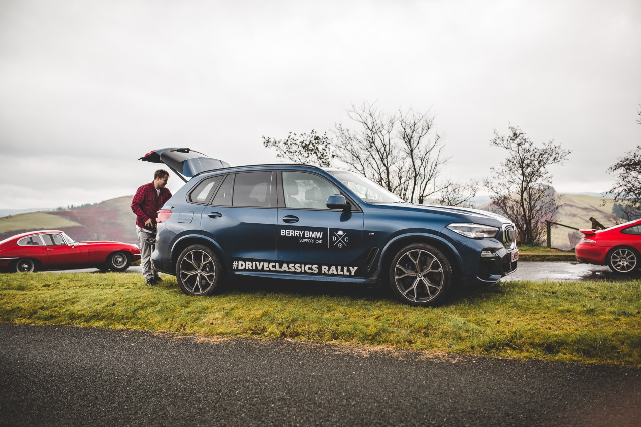 Drive Classics Rally - London to Wales 2019 (149 of 177)