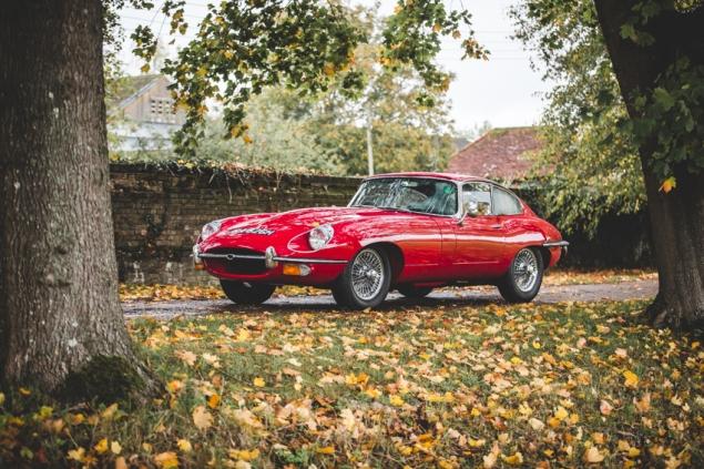 Jaguar e-Type 4.2 Series 2 1970 (21 of 80)