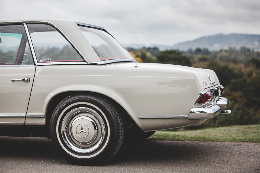 Mercedes 230SL Pagoda 1966 (70 of 127)