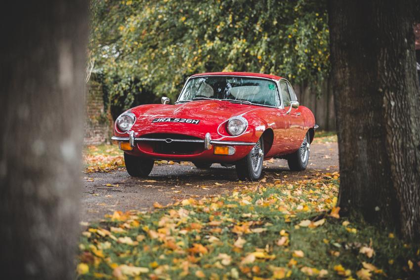 Jaguar e-Type 4.2 Series 2 1970 (14 of 80)