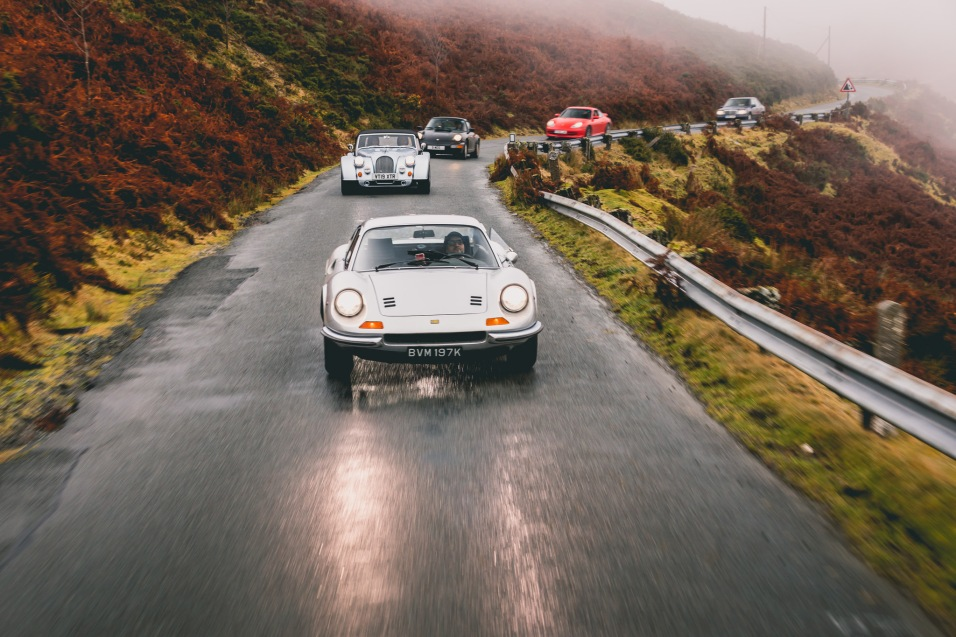 Drive Classics Rally - London to Wales 2019 (82 of 177)