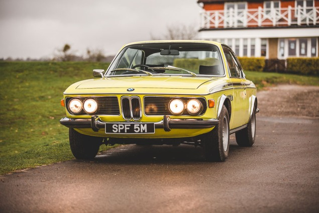 BMW 3.0 CSL FOR SALE (81 of 96)