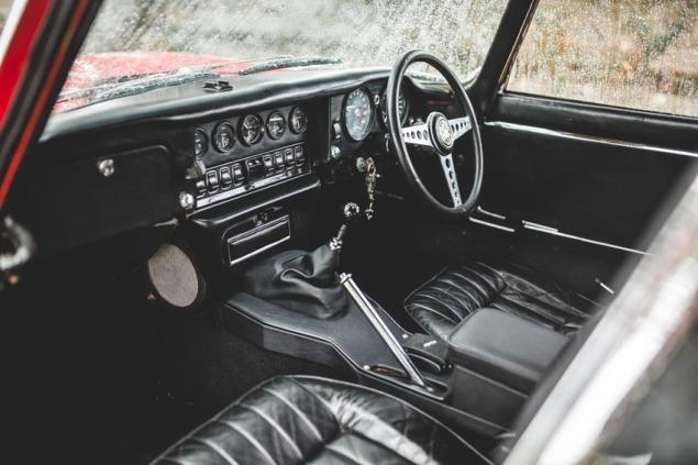 Jaguar e-Type 4.2 Series 2 1970 (55 of 80)