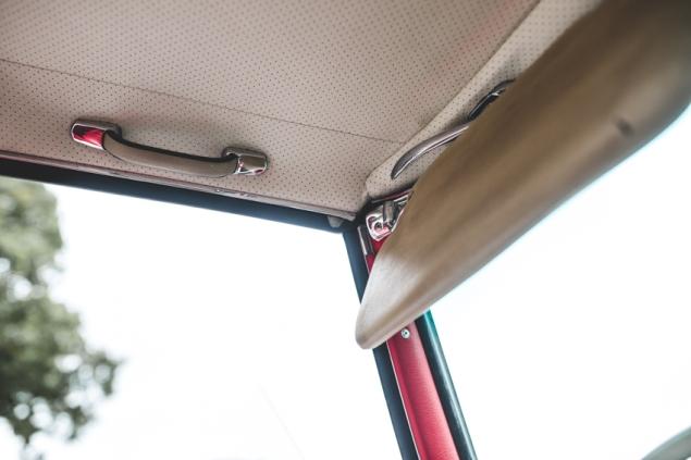 Mercedes 230SL Pagoda 1966 (50 of 127)