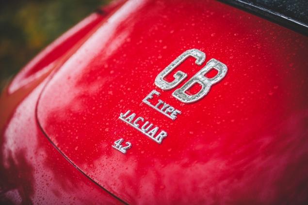 Jaguar e-Type 4.2 Series 2 1970 (16 of 80)