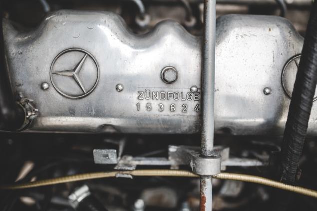 Mercedes 230SL Pagoda 1966 (19 of 127)
