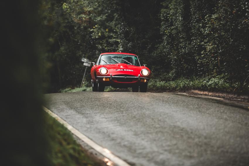 Jaguar e-Type 4.2 Series 2 1970 (65 of 80)