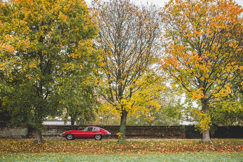 Jaguar e-Type 4.2 Series 2 1970 (25 of 80)