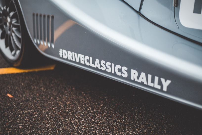 Drive Classics Rally - London to Wales 2019 (14 of 177)