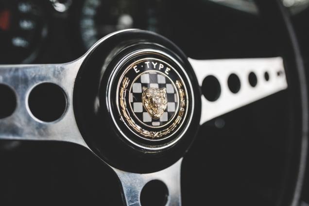 Jaguar e-Type 4.2 Series 2 1970 (41 of 80)