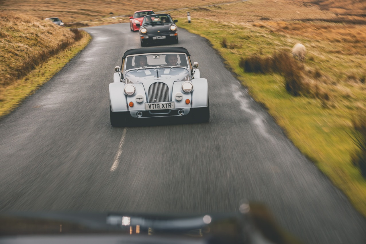 Drive Classics Rally - London to Wales 2019 (113 of 177)