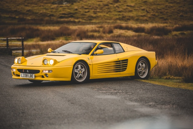 Drive Classics Rally - London to Wales 2019 (100 of 177)