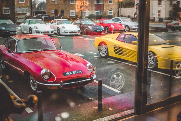 Drive Classics Rally - London to Wales 2019 (2 of 177)