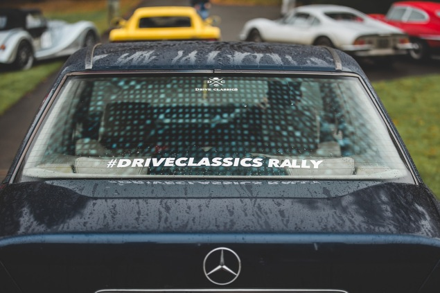 Drive Classics Rally - London to Wales 2019 (57 of 177)
