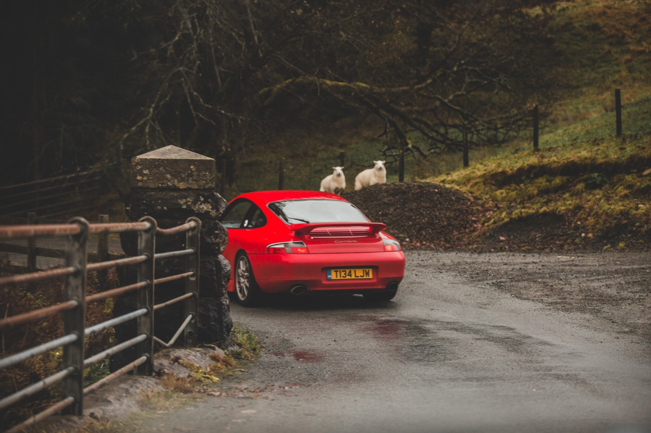 Drive Classics Rally - London to Wales 2019 (135 of 177)