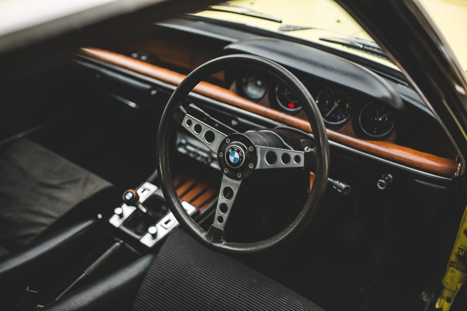 BMW 3.0 CSL FOR SALE (21 of 96)