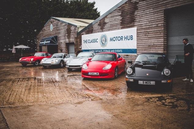 Drive Classics Rally - London to Wales 2019 (29 of 177)